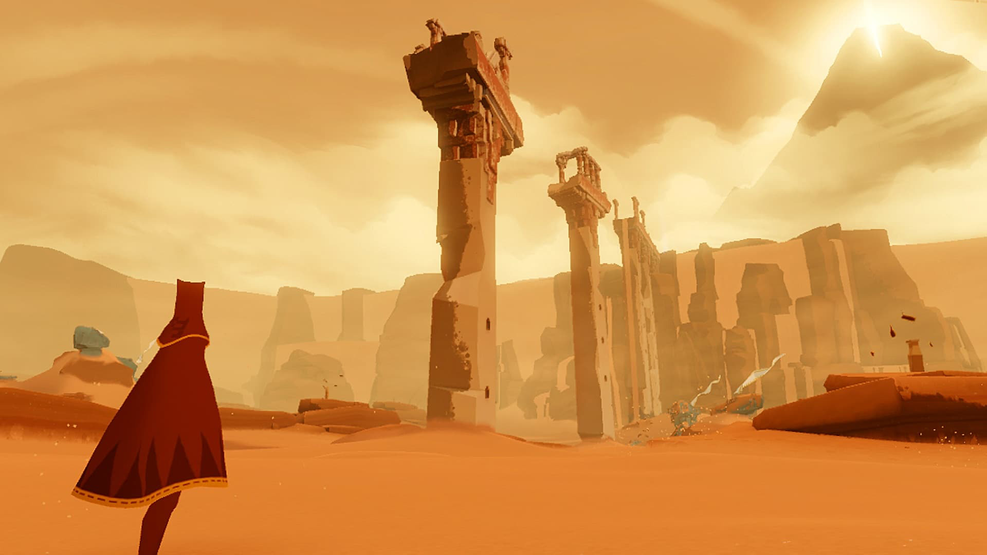 Journey ©thatgamecompany/Sony Computer Entertainment
