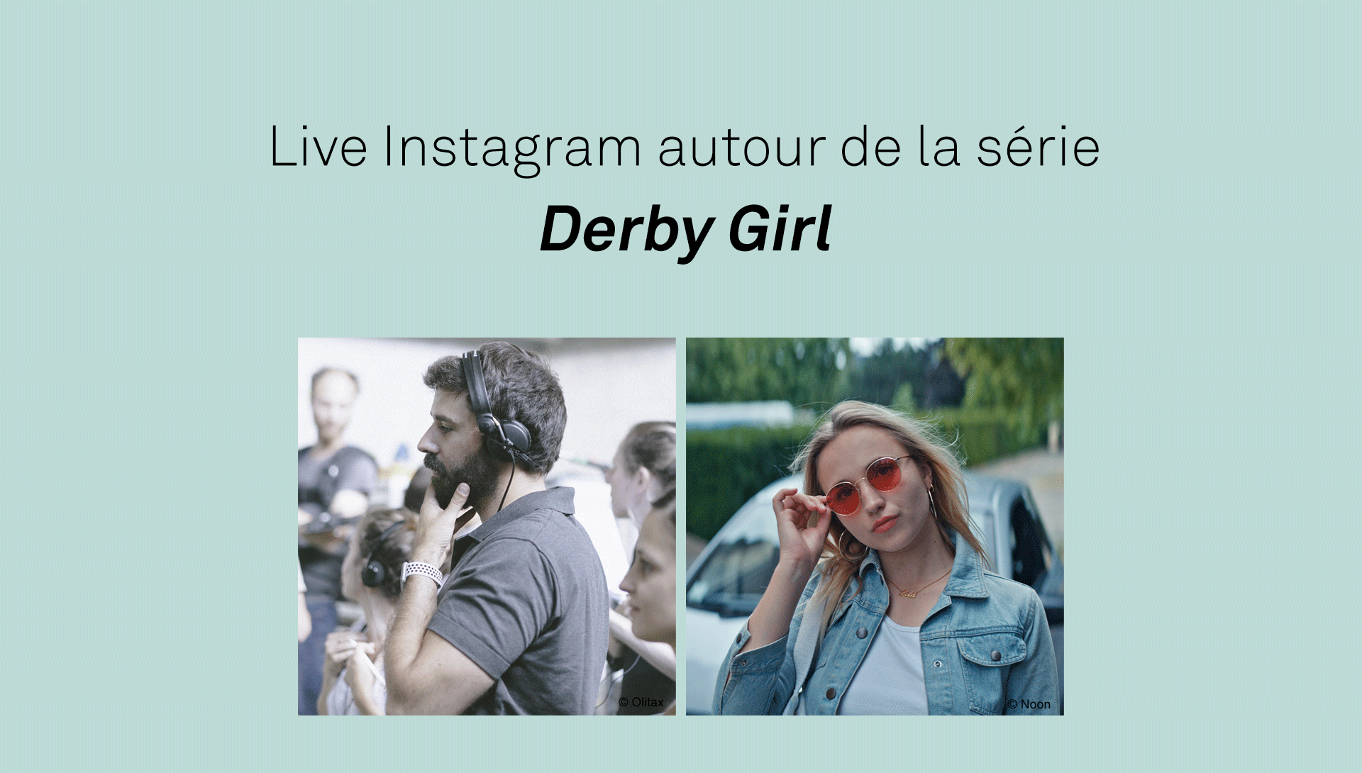 Live Instagram Derby Girl