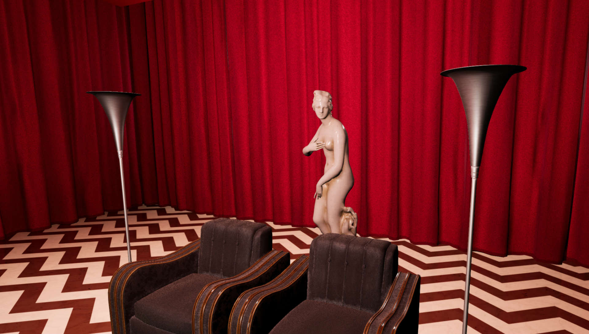 Twin Peaks VR - Collider Games