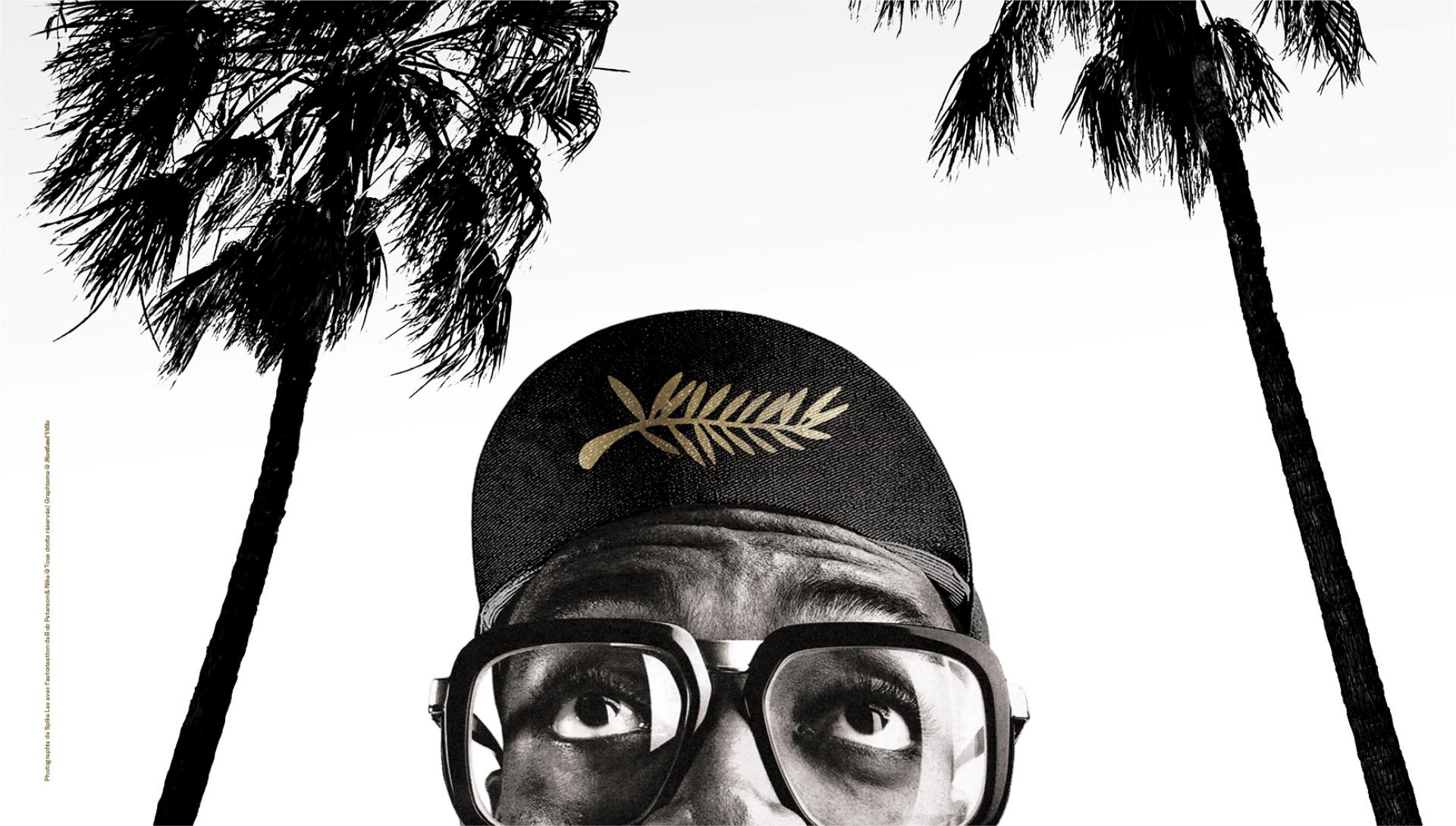 Affiche officielle du 74e Festival de Cannes