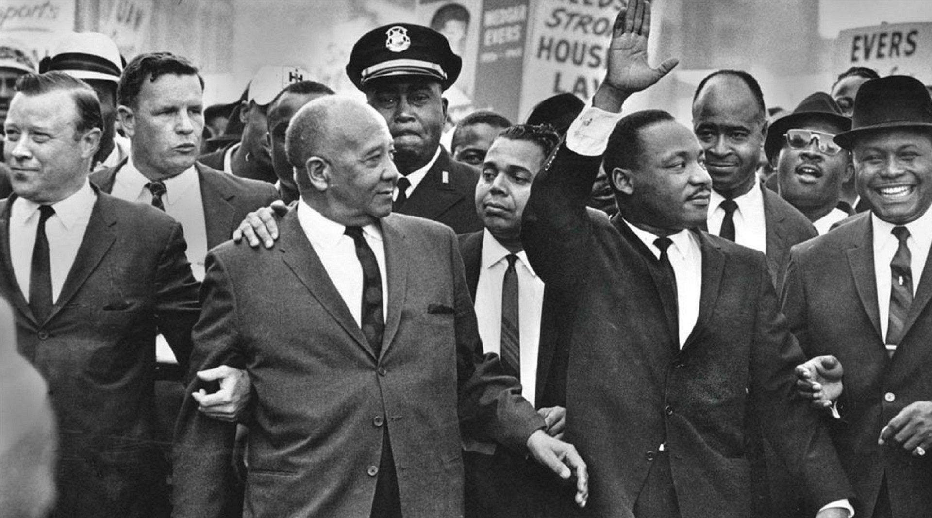 King : de Montgomery à Memphis : Photo Martin Luther King Jr