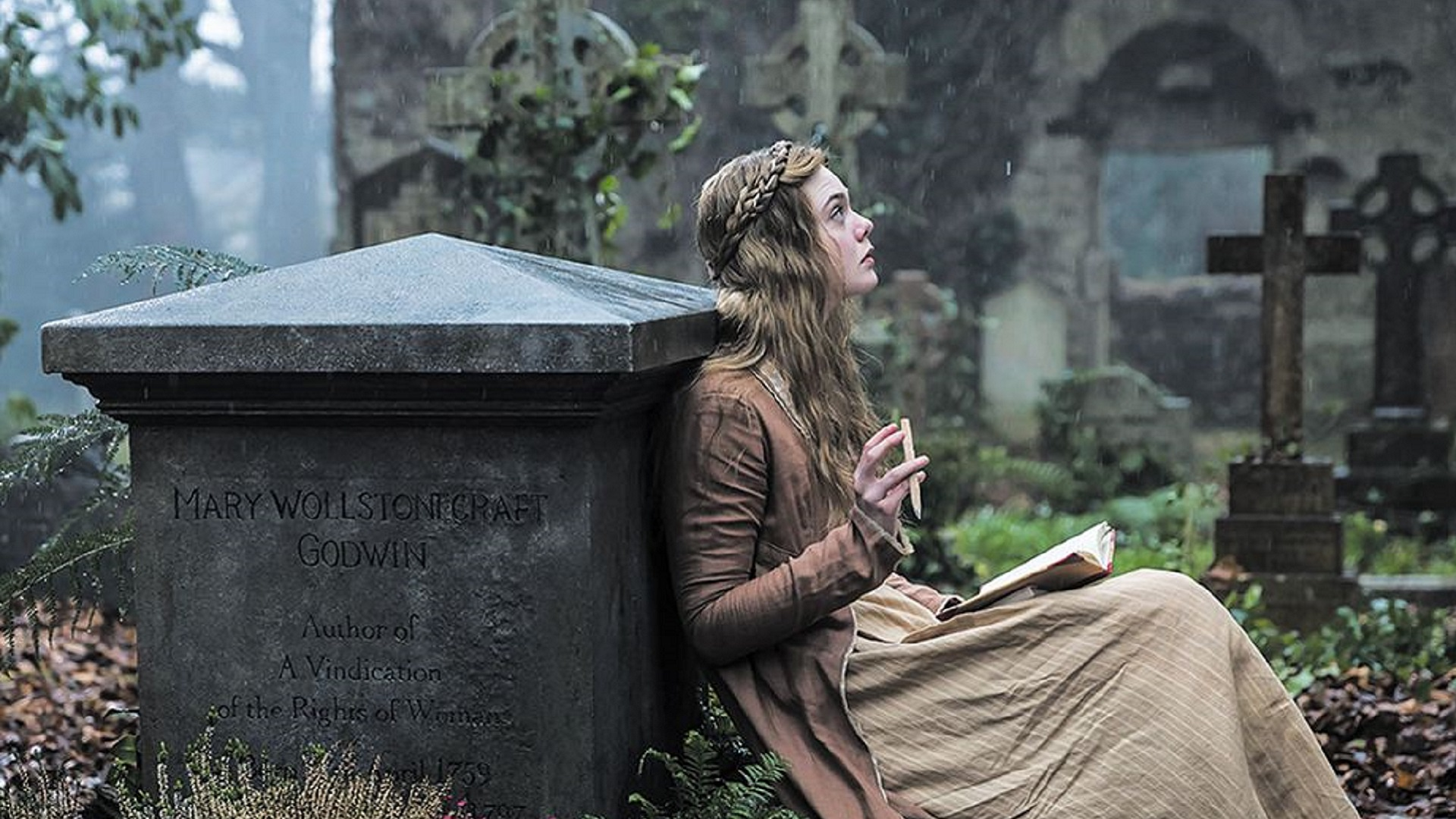 Mary Shelley : Photo Elle Fanning