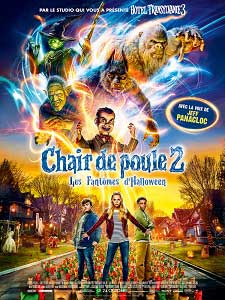 Chair de poule 2 : les fantômes d'Halloween © Sony Pictures Releasing (France)