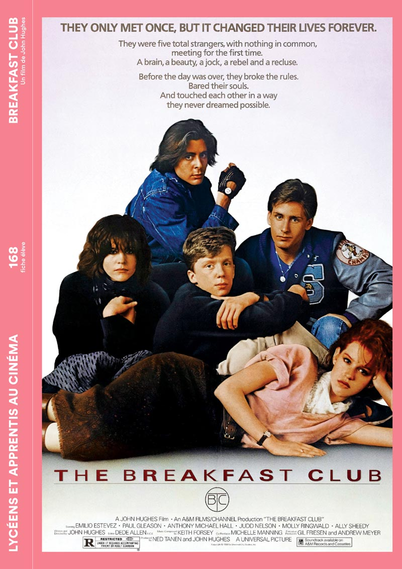 Breakfast Club de John Hughes