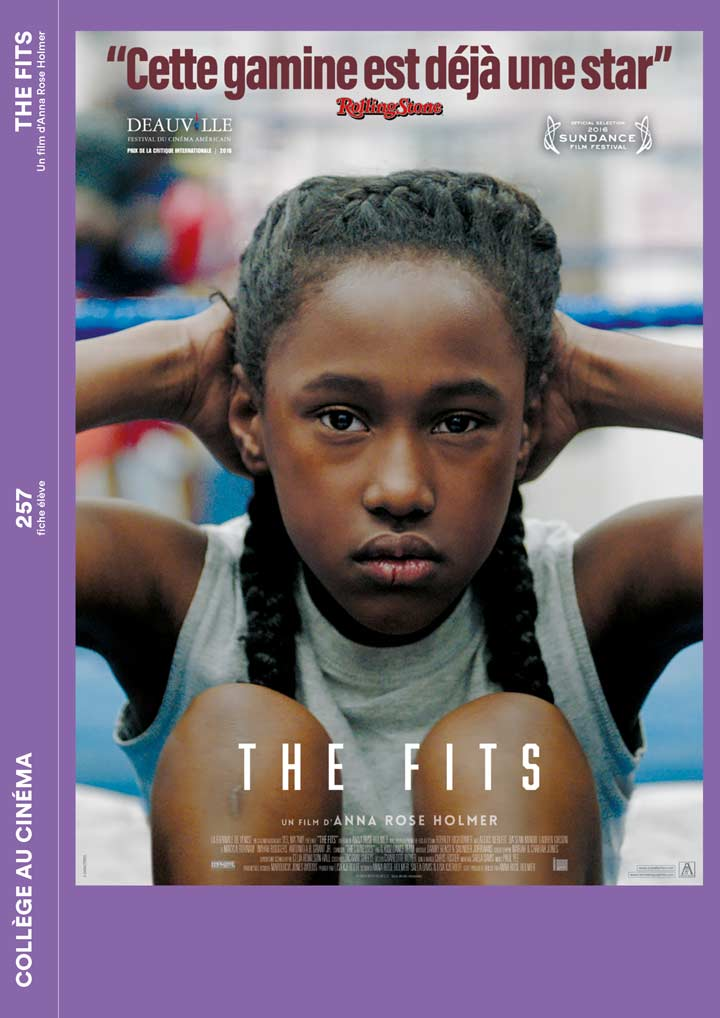 The Fits d'Anna Rose Holmer