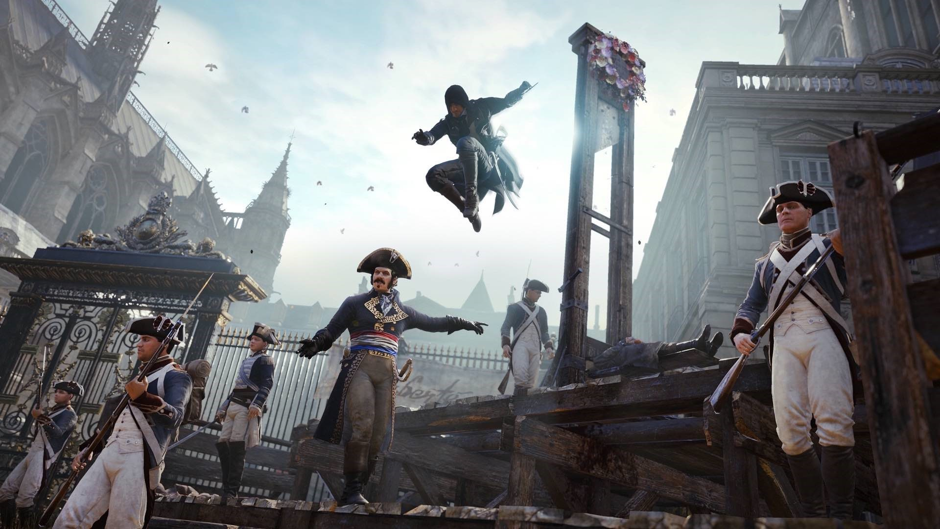 Assassin's Creed Unity - Ubisoft - DR