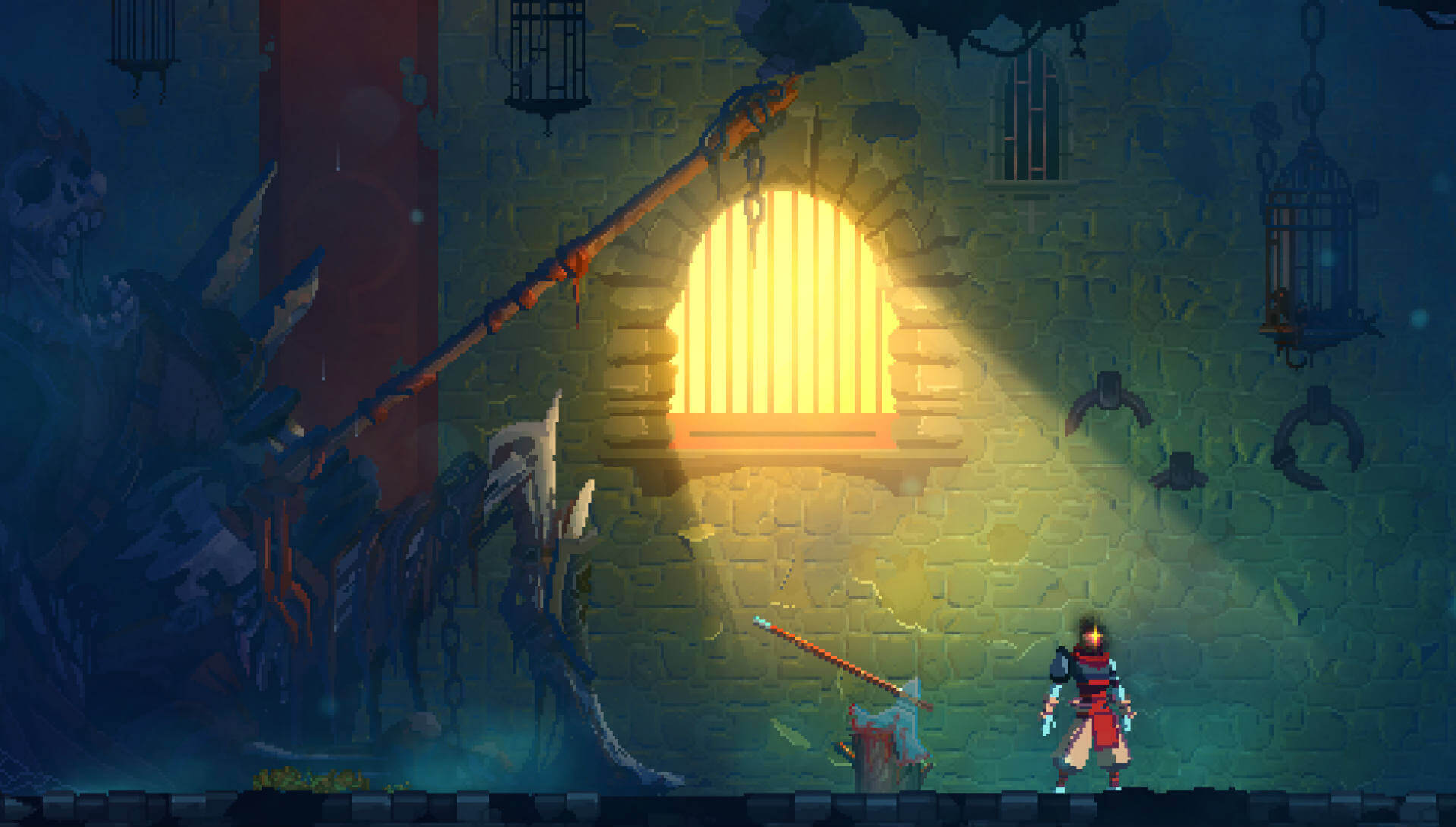 Dead Cells - Crédit Motion Twin
