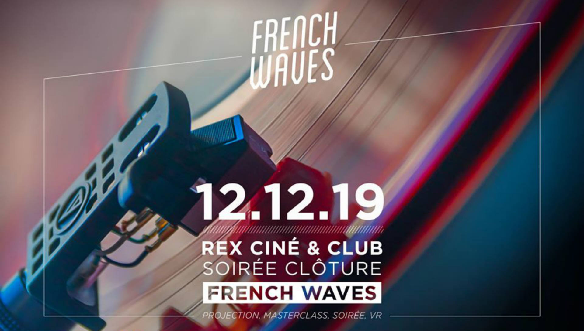 French Waves, soirée de clôture - Thomas Smith - Zorba Group - DR