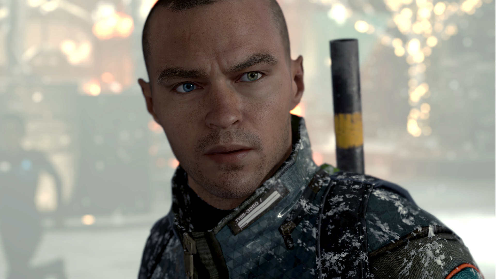 Jesse Williams dans Detroit : Become Human