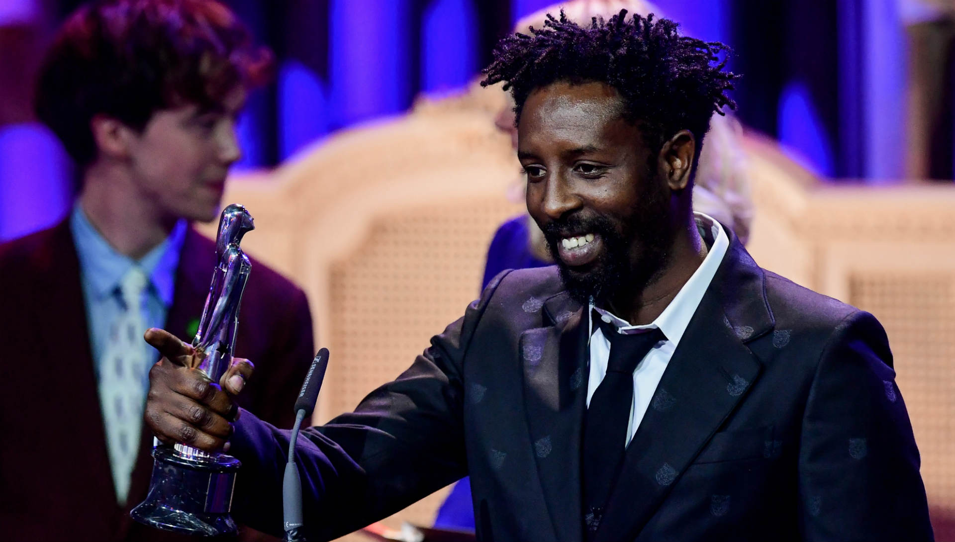 Ladj Ly aux European Film Awards 2019