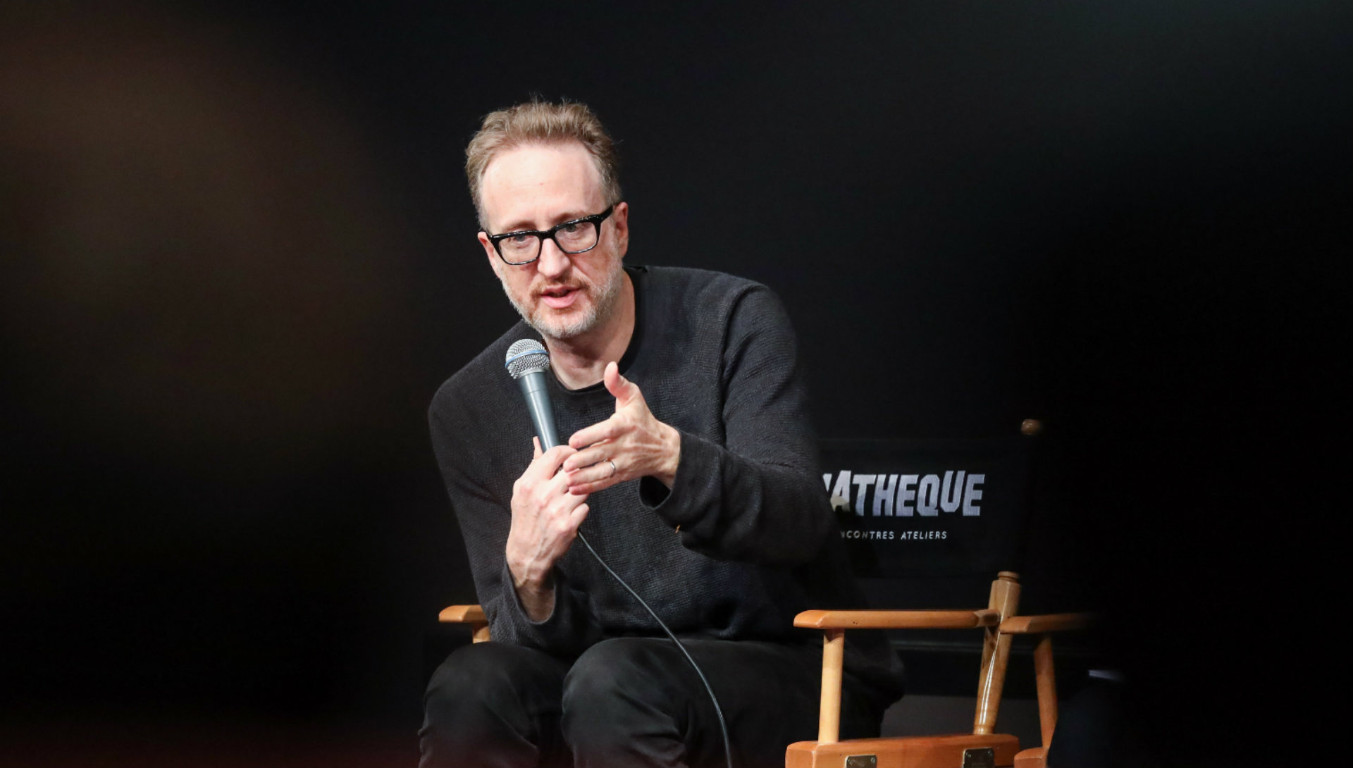 Masterclass James Gray