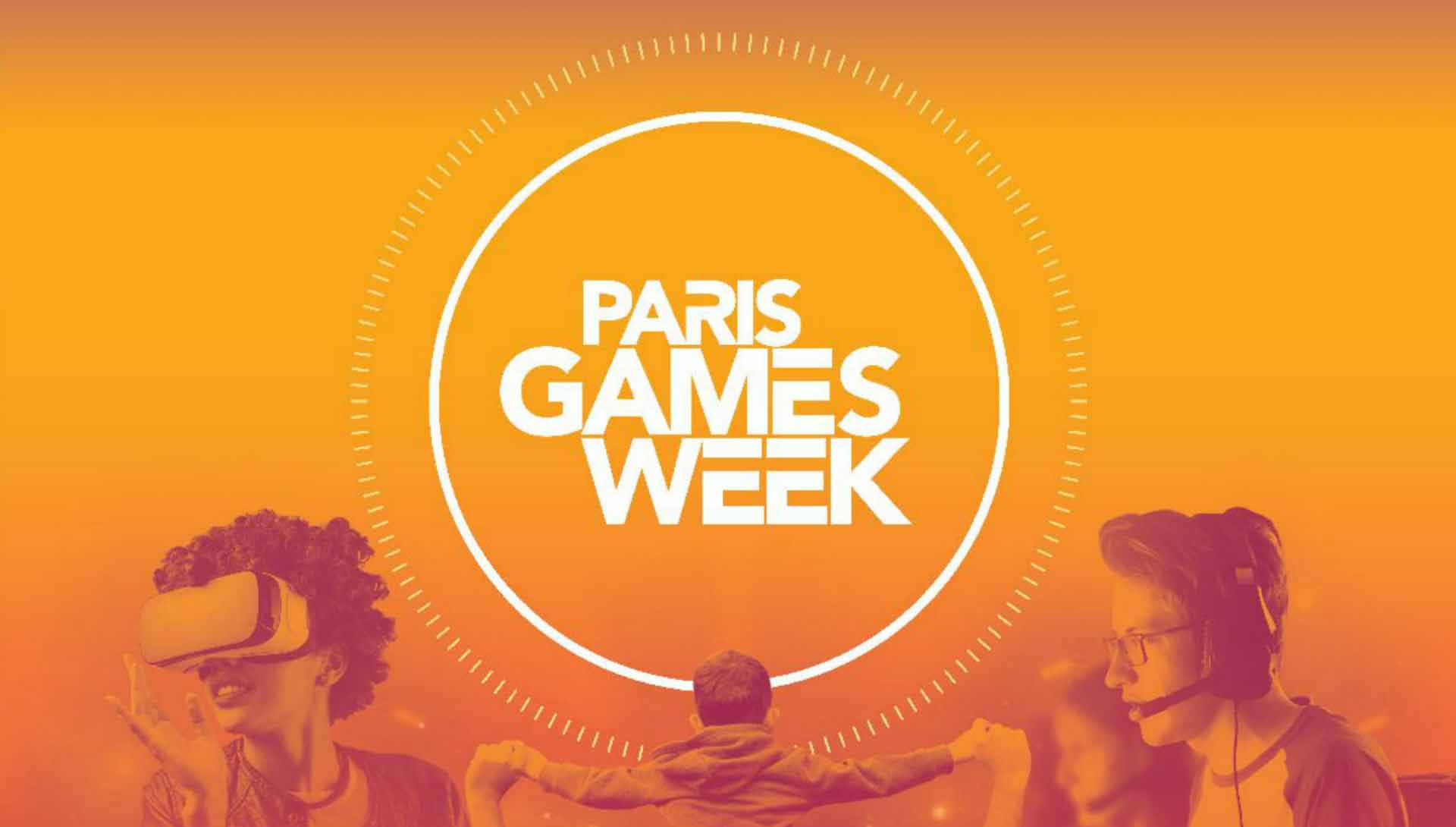 Affiche Paris Games Week