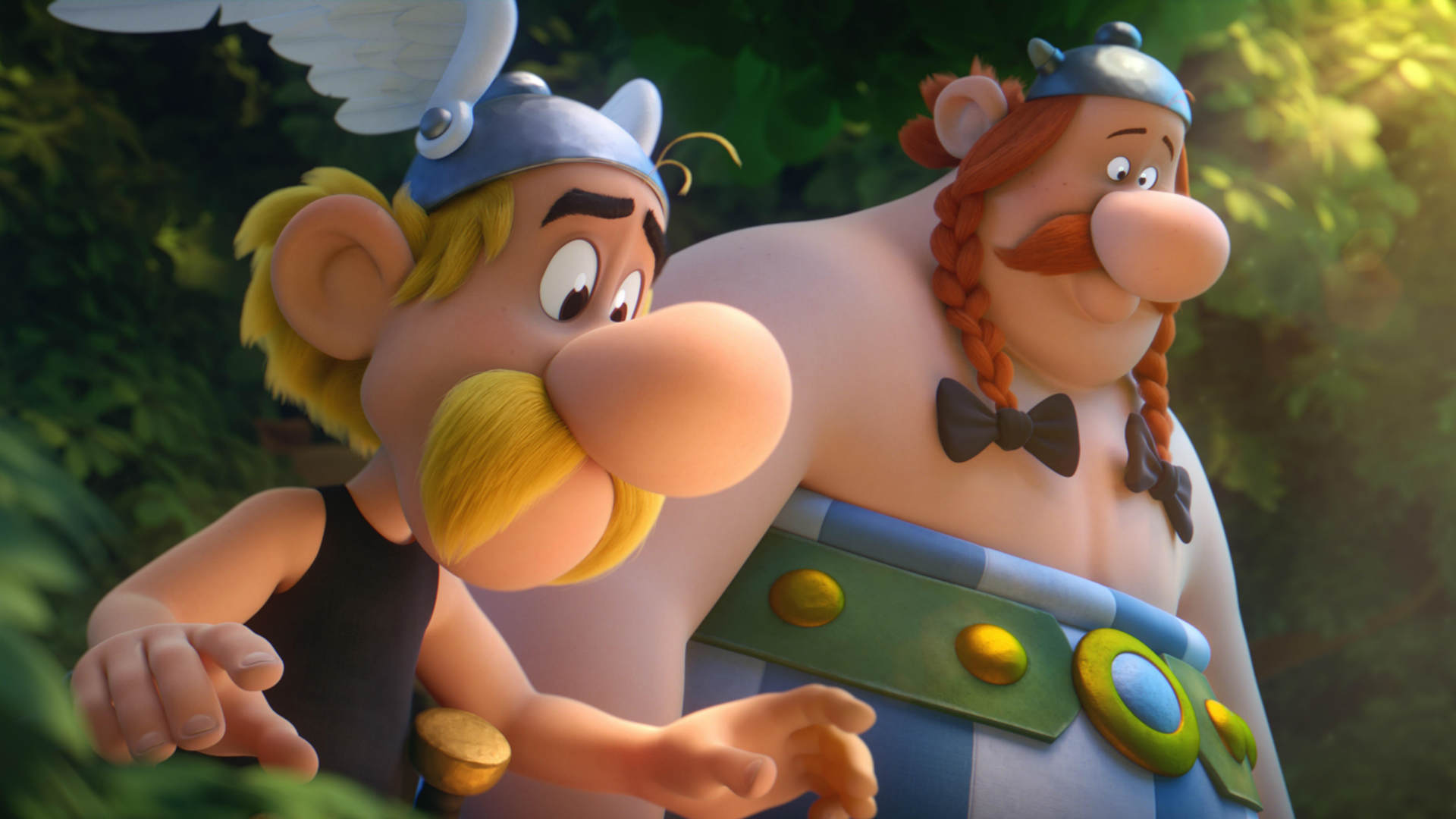 Astérix : Le Secret de la potion magiqued'Alexandre Astier, Louis Clichy - 34 M€ de dépenses en France