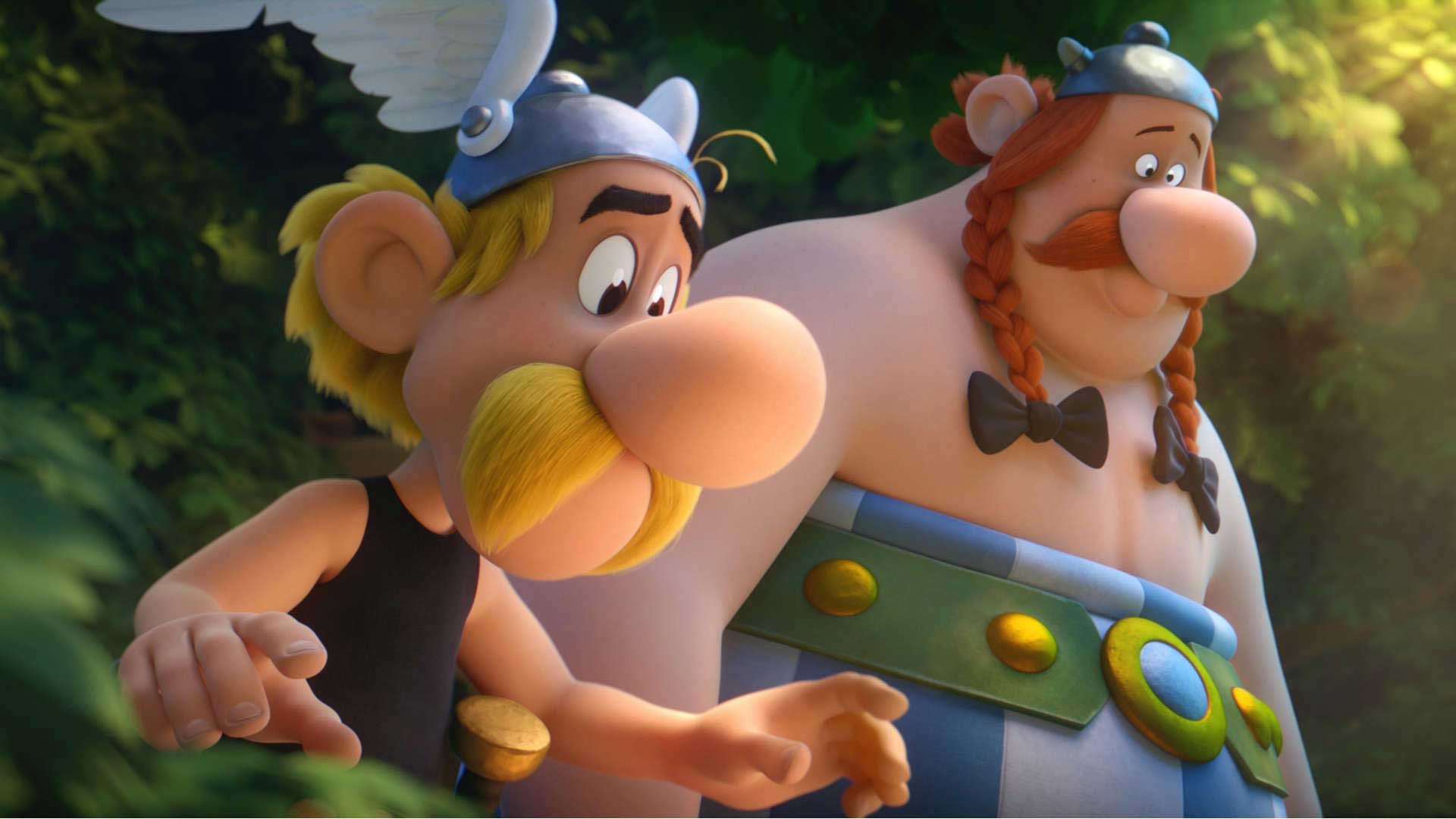 Asterix le secret de la potion magique de Louis Clichy, Alexandre Astier