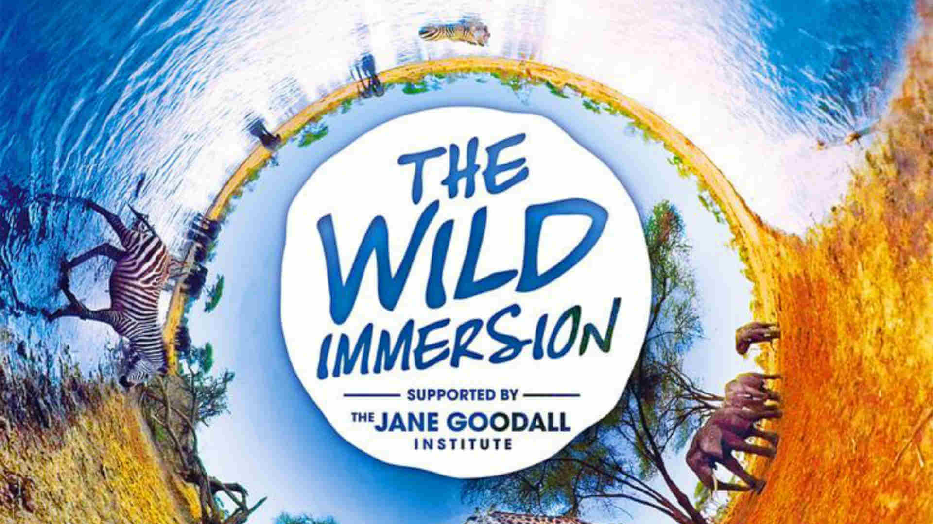 Affiche The Wild Immersion